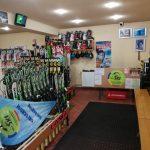 Centrul de echipamente de inchiriat ski-uri si snowboard-uri din Poiana Brasov