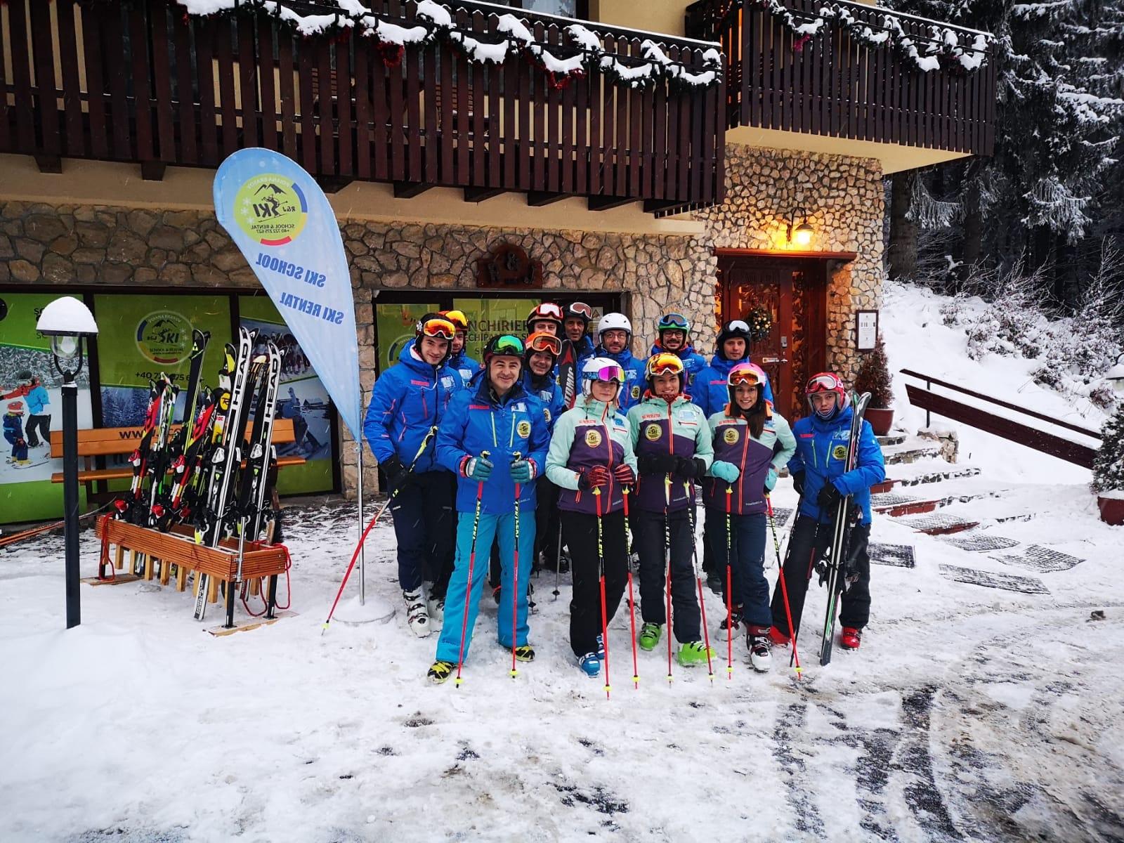 R&J Scoala de Ski si Snowboard din Poiana Brasov