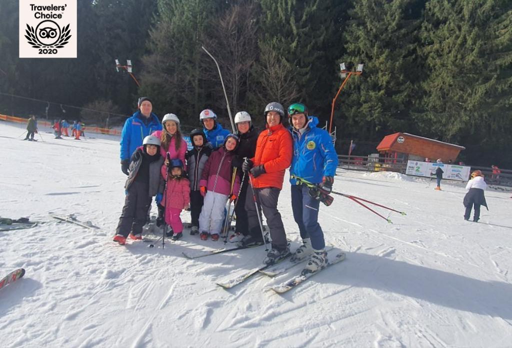 Ski lessons for everyone in Poiana Brasov , Ski Courses from beginers to experts with R&J Ski School in Poiana Brasov